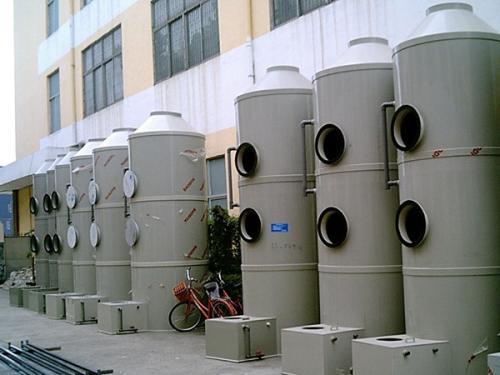喷涂废气处理设备的必要性