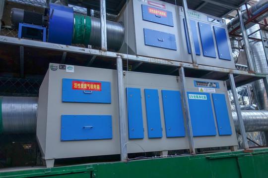 废气处理设备的安装步骤详解