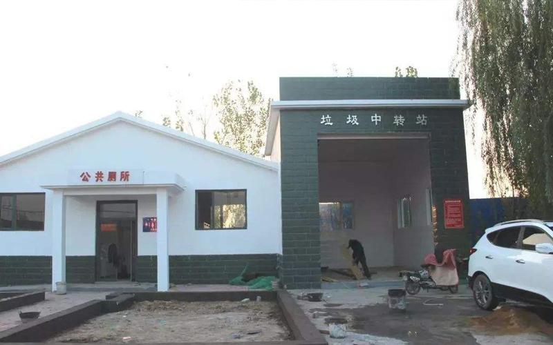 山东菏泽共建成208个乡镇垃圾转运站
