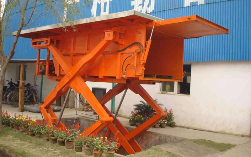 6立方地坑式垃圾压缩机详情介绍