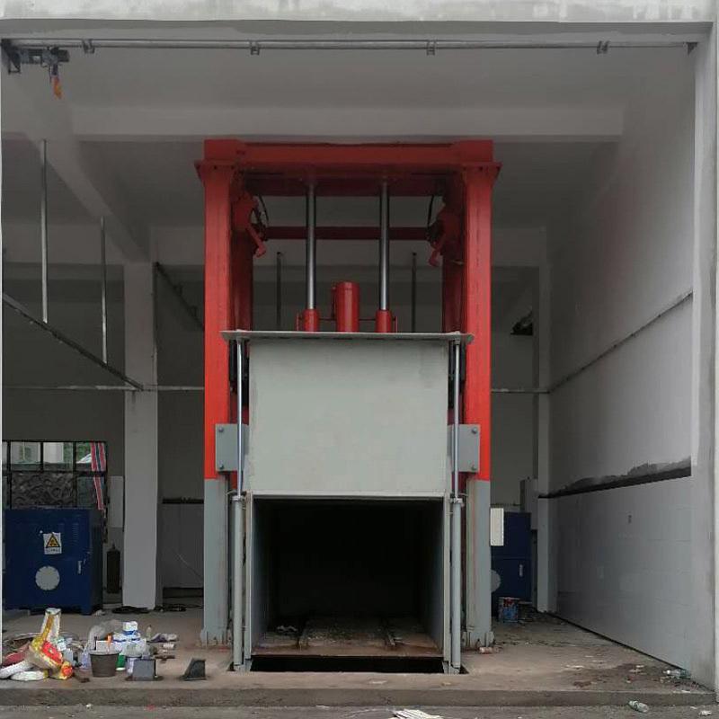 3台固定式垃圾中转站已在四川投入使用