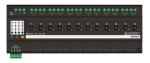 12路16A继电器输出模块(带应急开关)