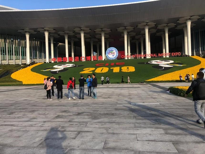 國際進口博覽會
