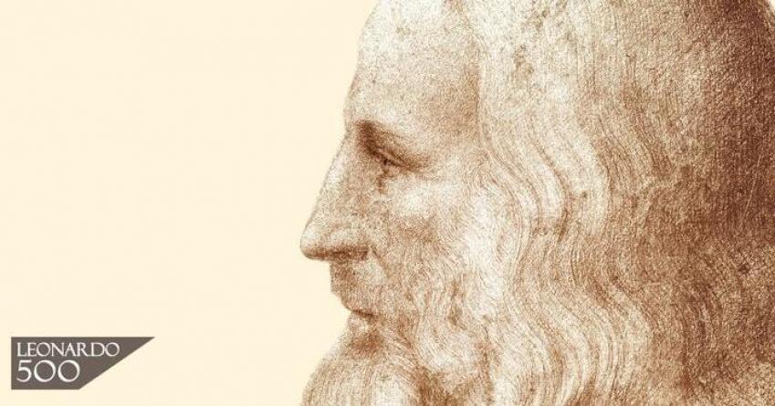 繪其一生:達·芬奇500年紀念 大型展覽在英國開展