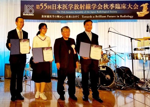 康磊医师入选前三名,获得优秀壁报奖.jpg