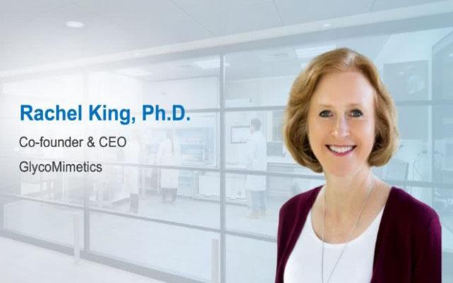 GlycoMimetics公司联合创始人兼首席执行官Rachel King博士.jpg