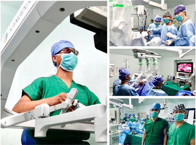 我国首组国产内窥镜手术机器人.jpg