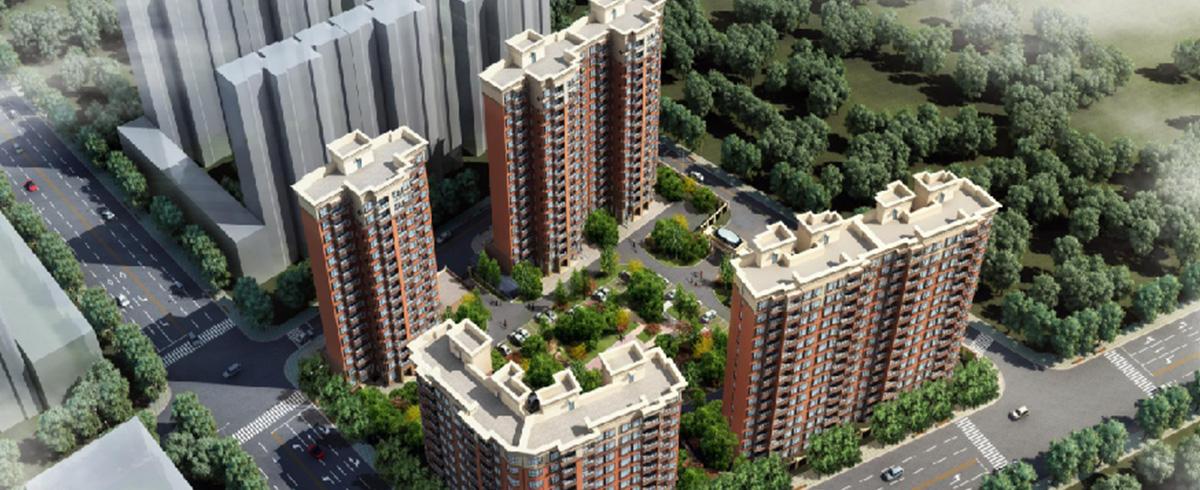 中国西部创新港高端人才生活基地小户型住宅项目