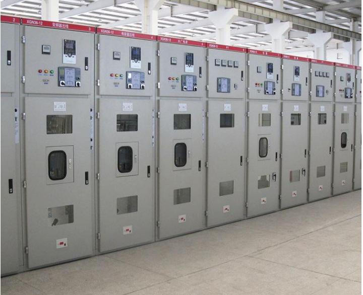 高低压开关柜是怎么组成的