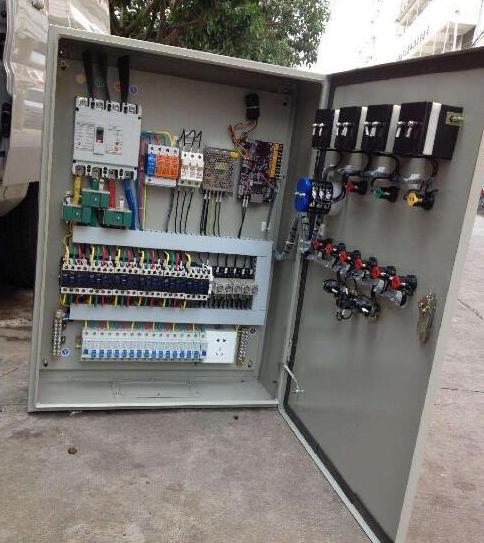 低压配电柜的主要组成部分,低压配电柜的作用