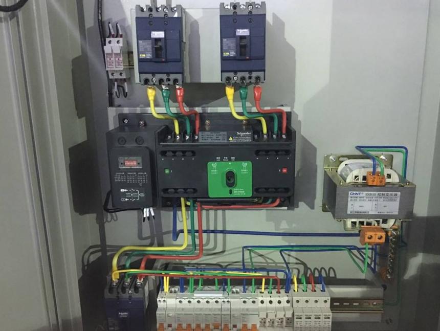 高低压配电柜日常维护