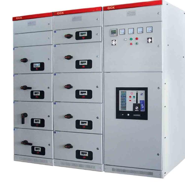 高低压开关柜能给配电设备进行电能转换