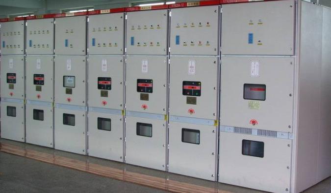 解析高低压开关柜的主要组成部分