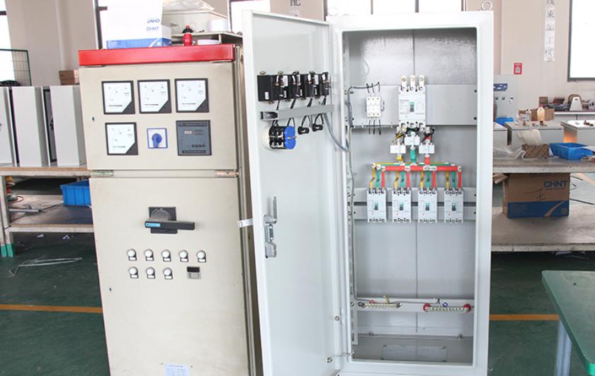 高低压开关柜接地保护装置研究