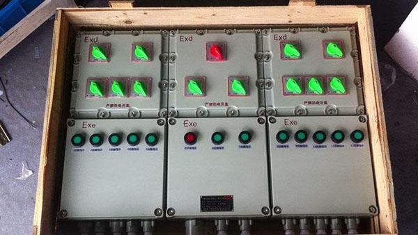 防爆配电箱罩壳材料的选择及优势