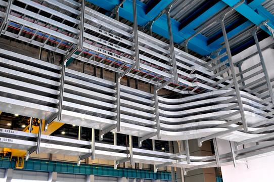 杭州电缆桥架,电缆桥架施工注意事项