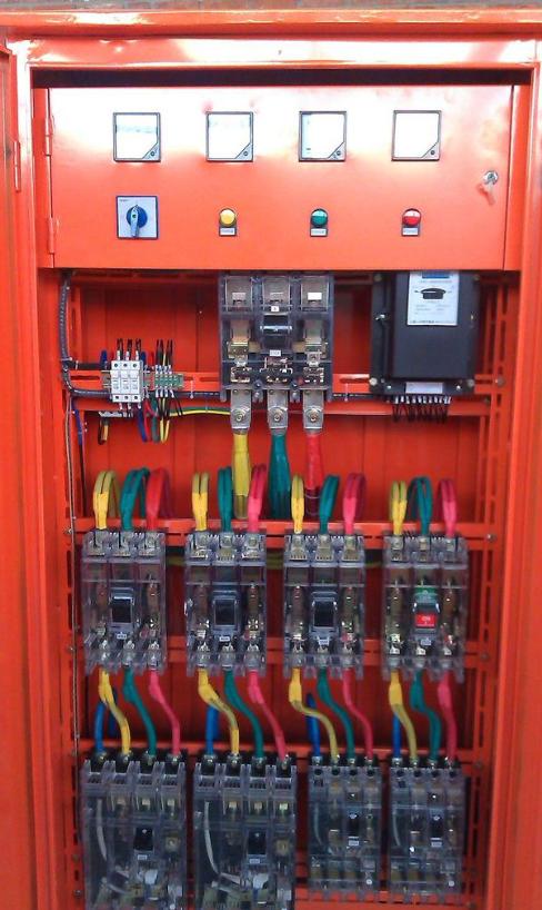 矿用配电箱