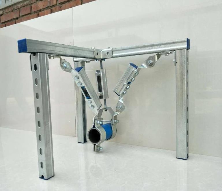 抗震支架机电行业应用
