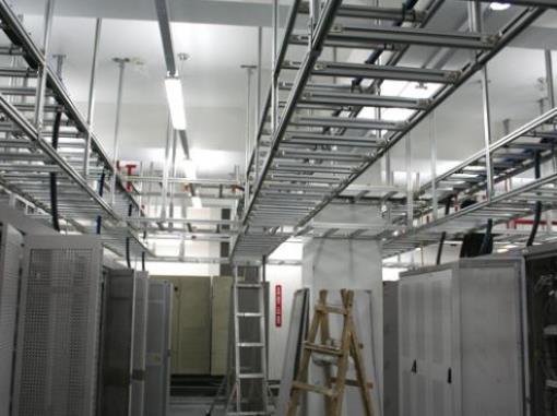 电缆桥架组装