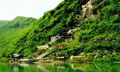 西北第一溶洞,秦巴山水画廊,陕西省安康市熨斗镇