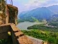 重庆古寨文化旅游景区推荐:梁平滑石古寨