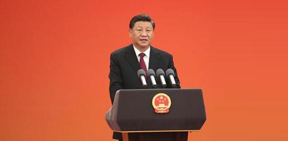 中华人民共和国国家勋章和国家荣誉称号颁授仪式在京隆重举行 习近平向国家勋章和国家荣誉称号获得者颁授勋章奖章并发表重要讲话