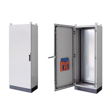 BNSZ單開門四折型材機櫃