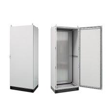 不锈钢四折型材机柜