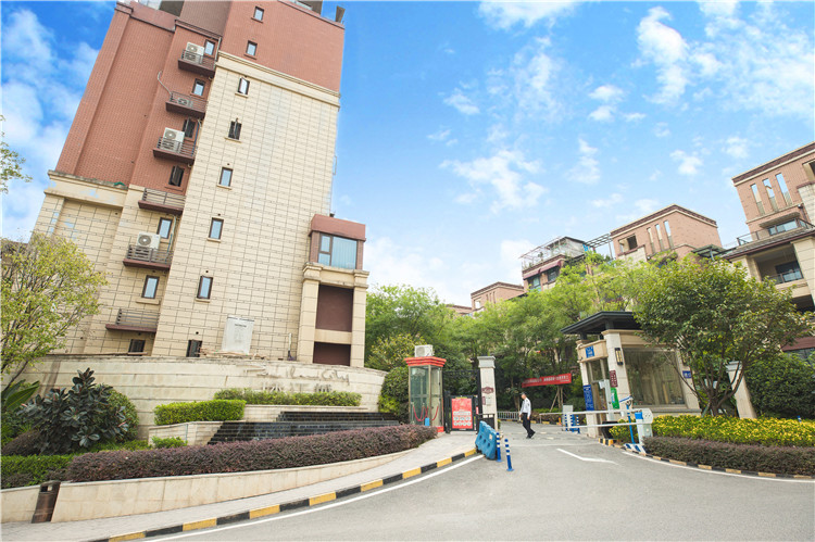 珠江城防火门