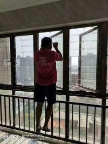 纱窗防护栏
