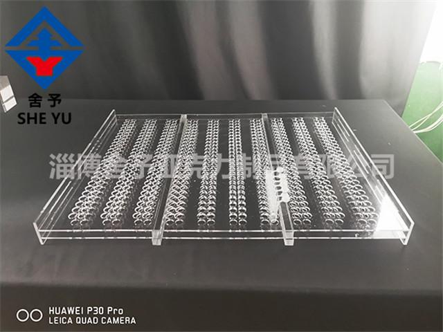 亚克力加工板材的制作特点及用途