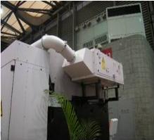 油雾分离器应用