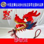 中国龙狮运动协会指定彩带龙器材品牌