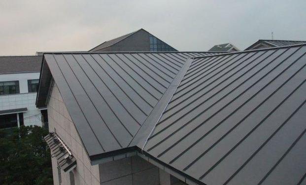 金属屋面系统的建筑性能