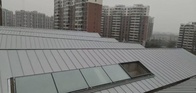 铝镁锰板屋面系统