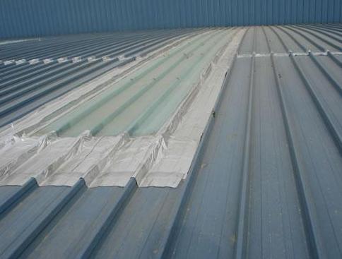 金属屋面系统安装