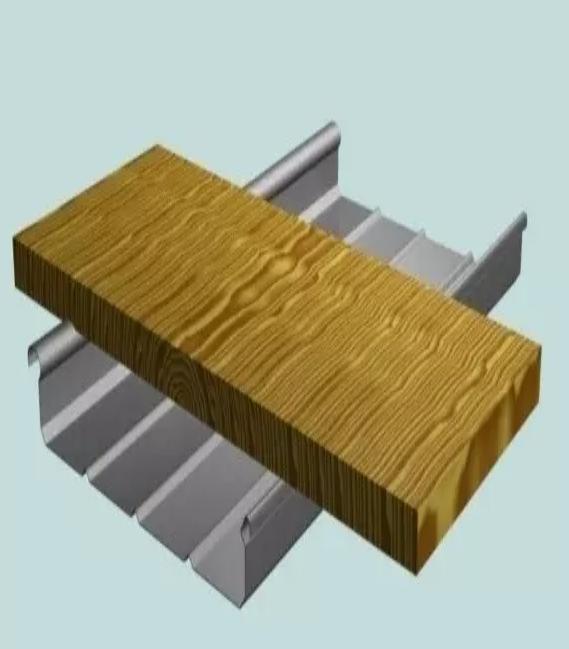 木板铺设示意图