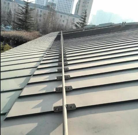 金属屋面材料钛锌板屋面系统