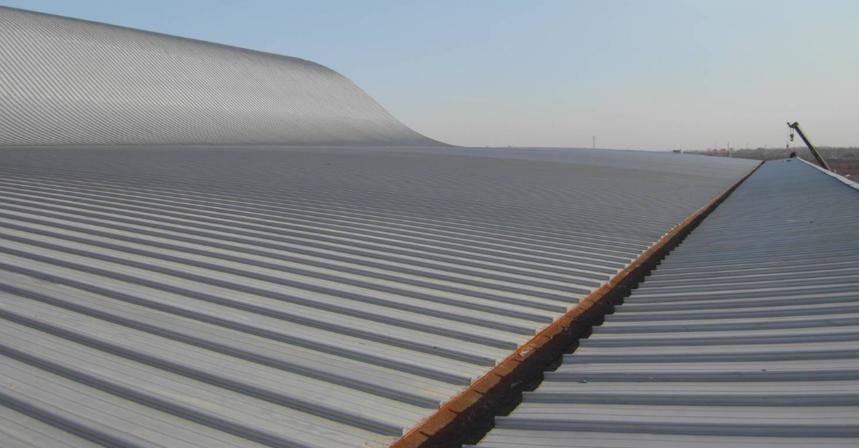 直立锁边铝镁锰板金属屋面系统