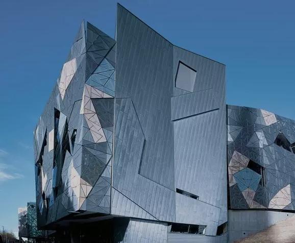 金属屋面材料钛锌板建筑