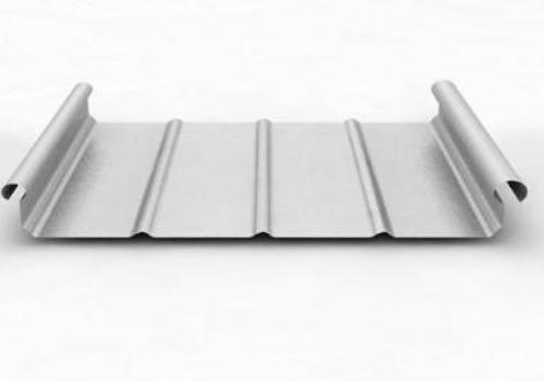 铝镁锰板施工后