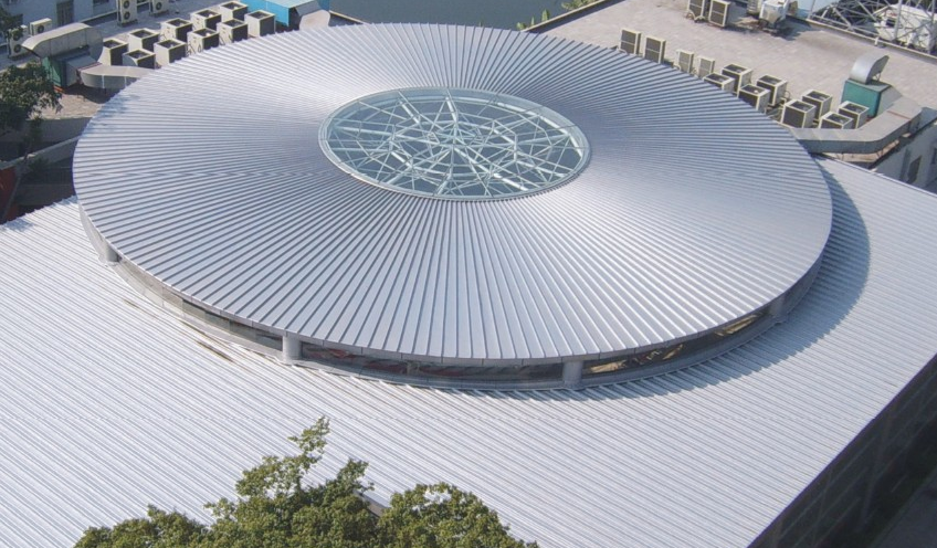 铝镁锰合金屋面板