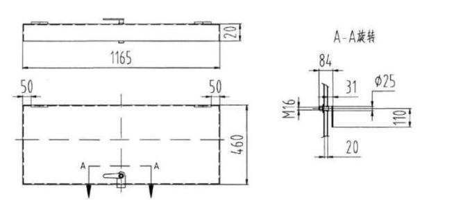 井盖设计图