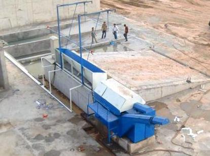 砂石分離機