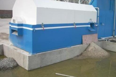 砂石分離機設備