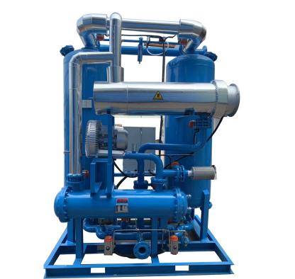 冷冻式干燥机结构原理,冷冻式冷干机结构原理