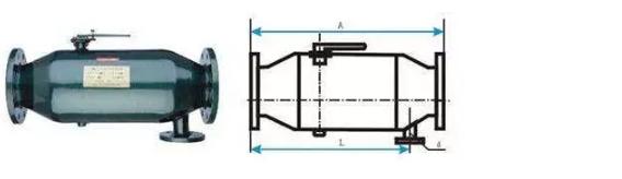 P型不锈钢过滤器