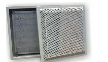 高效不锈钢空气过滤器送风口
