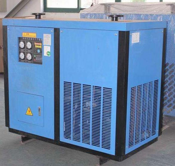 冷冻式干燥机中常用的制冷压缩机有哪些
