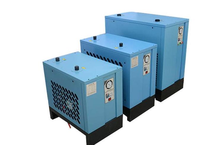 如何防止冷干机漏冷媒和被冻